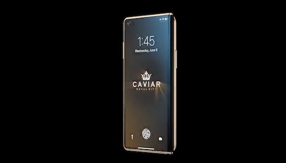 Caviar iPhone Z コンセプト