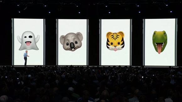 WWDC 18 iOS12 アニ文字