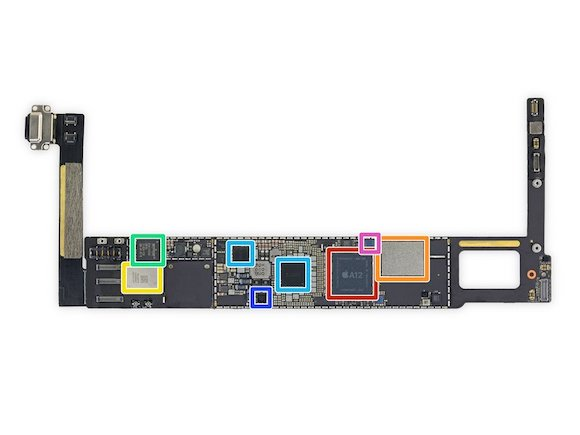 iFixit 第5世代 iPad mini 5 分解