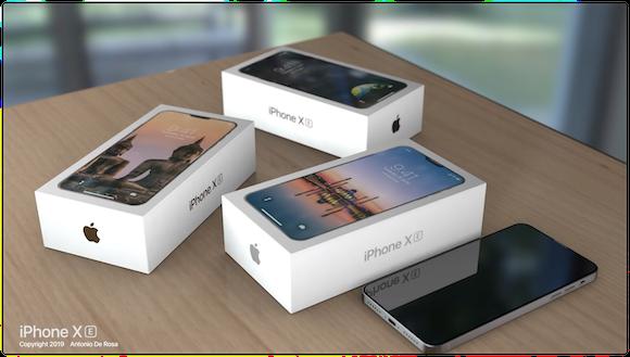 iPhone XE コンセプト ConceptsiPhone/YouTube