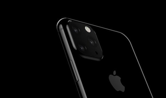 iPhone XI DigitIndia トリプルカメラ