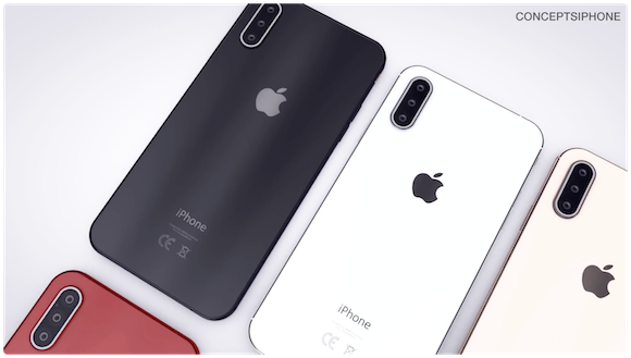 iPhone11 コンセプト ConceptsiPhone