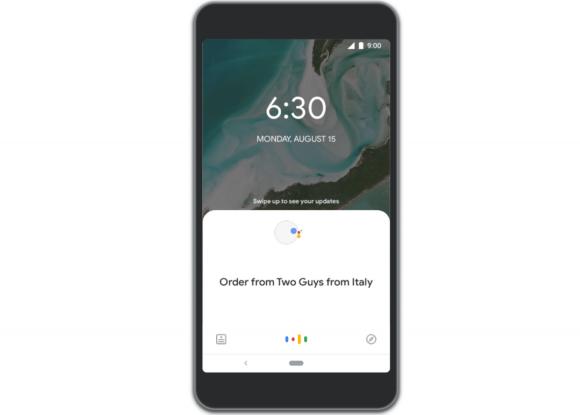 Googleのフードデリバリーサービス機能2