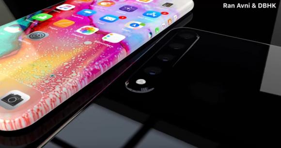 iphone XI コンセプトイメージ conceptsiPhone