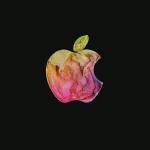 Apple ロゴ 2018年10月イベント