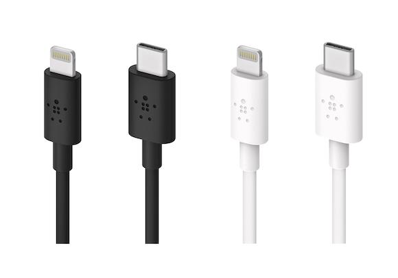 BOOST↑CHARGE USB-C to ライトニングケーブル