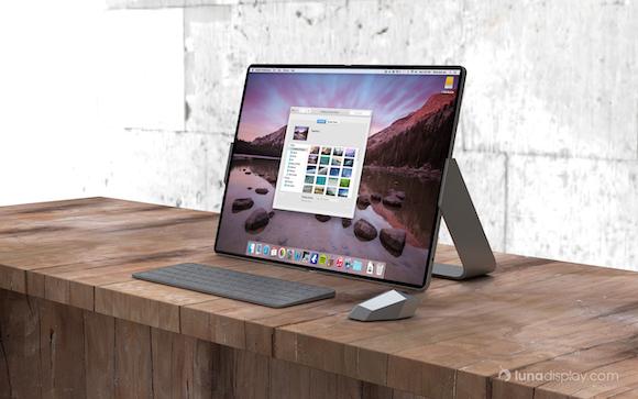 Luna Display Foldable Mac