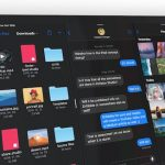 Finder for iPad Concept
