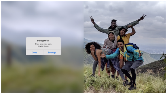 Google Pixel 3a iPhone 比較広告