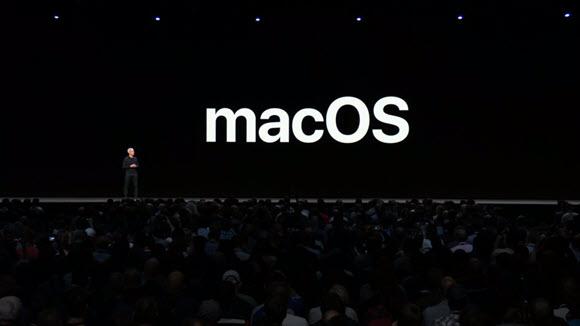 WWDC 18 macOS