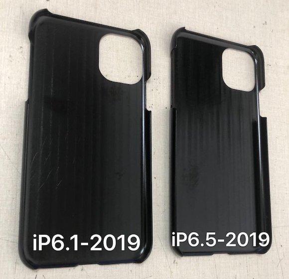 2019年 iPhone ケース リーク画像 Sonny Dickson