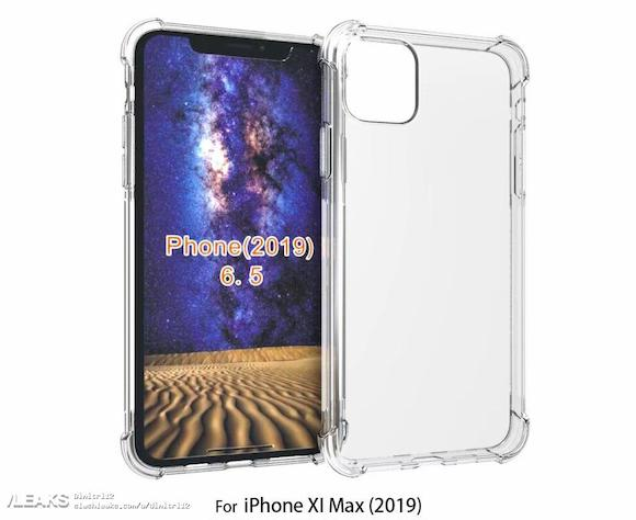 iPhone XI Max ケース SlashLeaks