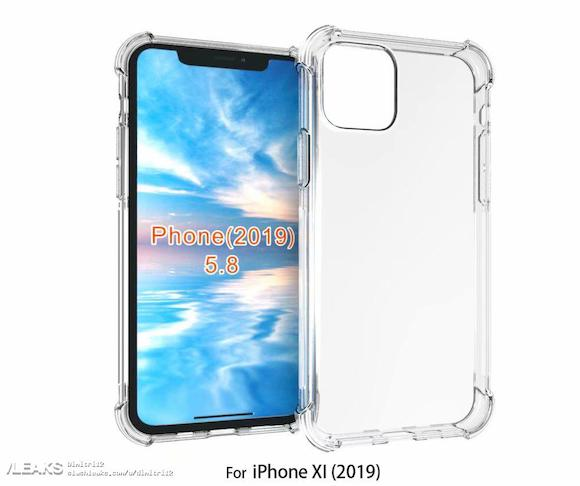 iPhone XI ケース SlashLeaks