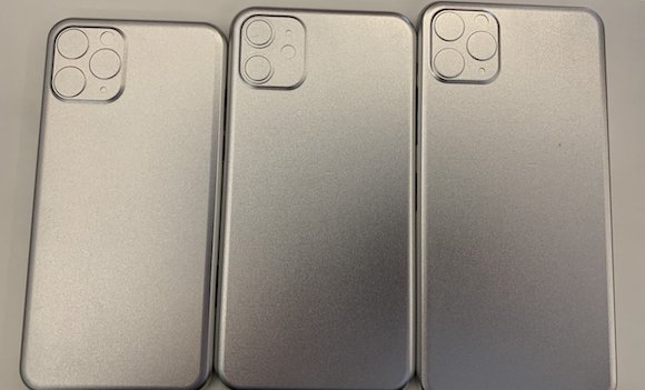 iPhone XI ケース 金型 Mark Gurman