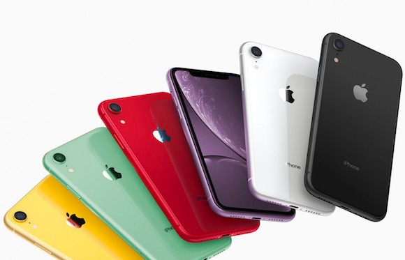iPhone XR 2019 新色イメージ iPhone Soft