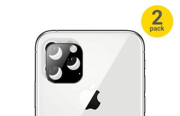 iphone XI olixar カメラプロテクター