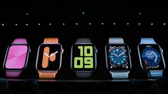 WWDC 19 watchOS 6