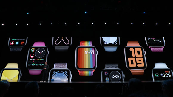 WWDC 19 Apple Watch