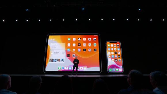 WWDC 19 iPadOS