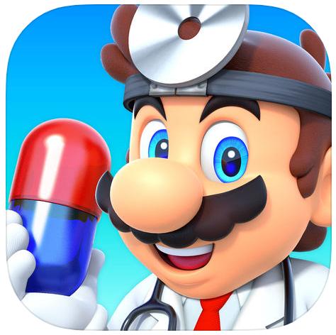 ドクターマリオワールドiOS用アプリ