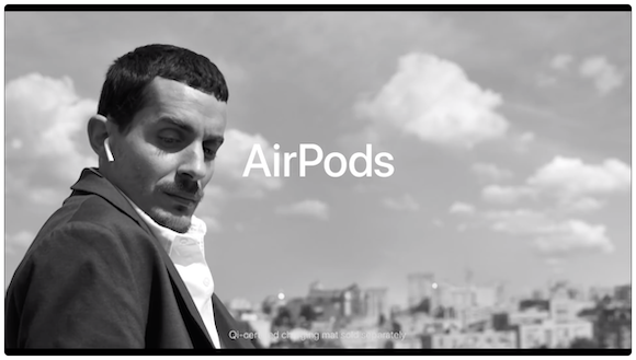 Apple AirPods CM 「Bounce」