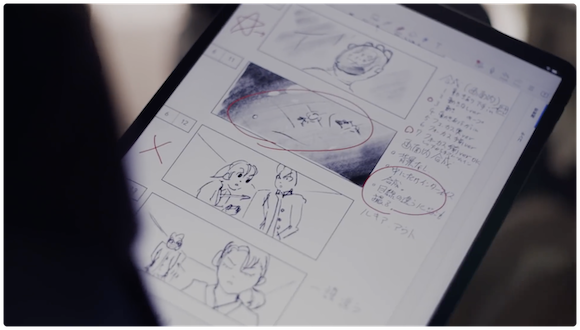 Apple and Picture Element — 映画制作の効率を高める。