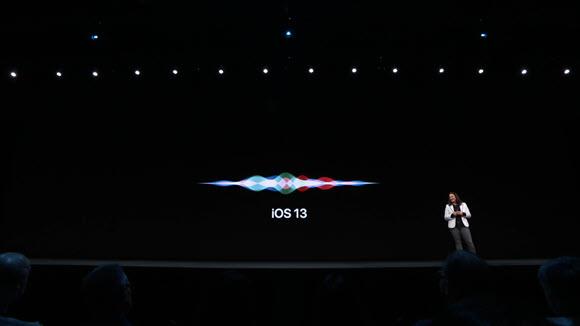 Apple WWDC19 iOS 13