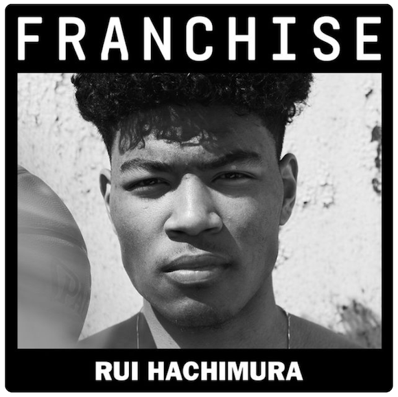 Apple Music Franchise Rui Hachimura