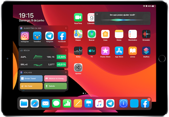 iPadOS Siri コンセプト iHelpBR