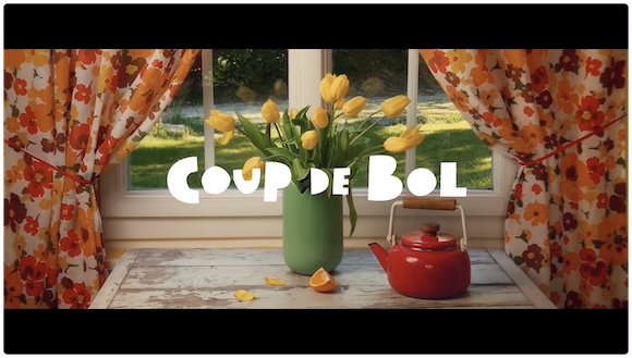 「Coup de Bol」Apple France