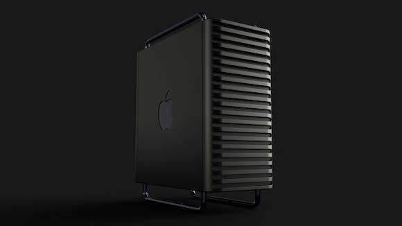 Mac Pro 2020 コンセプト Hasan Kaymak