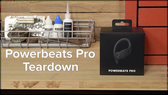 iFixit Powerbeats Pro 分解
