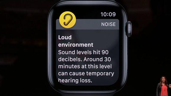 WWDC 19 watchOS 6 ノイズアプリ