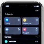 iOS13 リマインダー ダークモード Ben Geskin