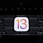 iOS13 WWDC 19