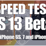 iOS13スピードテスト iAppleBytes