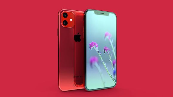 iPhone XR2 iPhone11R コンセプト Hasan Kaymak