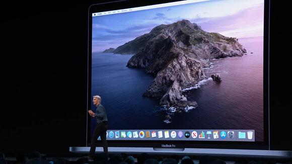 macOS Catalina WWDC 19