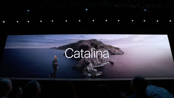 macOS Catalina WWDC 19 Apple