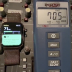 watchOS 6 騒音計 比較