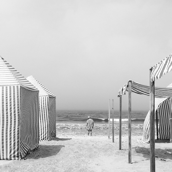 Diogo Lage「Sea Stripes」