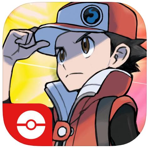 ポケモンマスターズアプリ