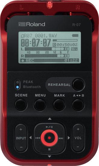 Roland R-07ボイスレコーダー