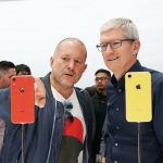 Tim Cook Jonathan Ive