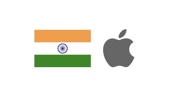 インド Apple