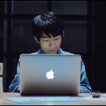 「Macの向こうから」 MacBook Air
