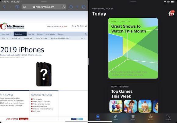 iPadOS Safari MacRumors