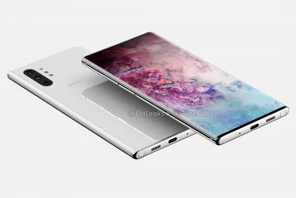 galaxy note10 samsung レンダリング