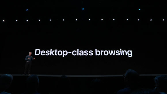 WWDC19 iPadOS
