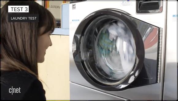 ワイヤレスイヤホン 耐水テスト CNET